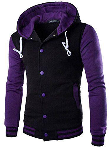 Jeansian Casuale Sport Uomo Inverno Moda Giacca Uomini Tendenza Cappotto Design Sottile Capispalla 9347 Purple S Jeansian http://www.amazon.it/dp/B013OSNFTC/ref=cm_sw_r_pi_dp_mExWwb0ZT087V