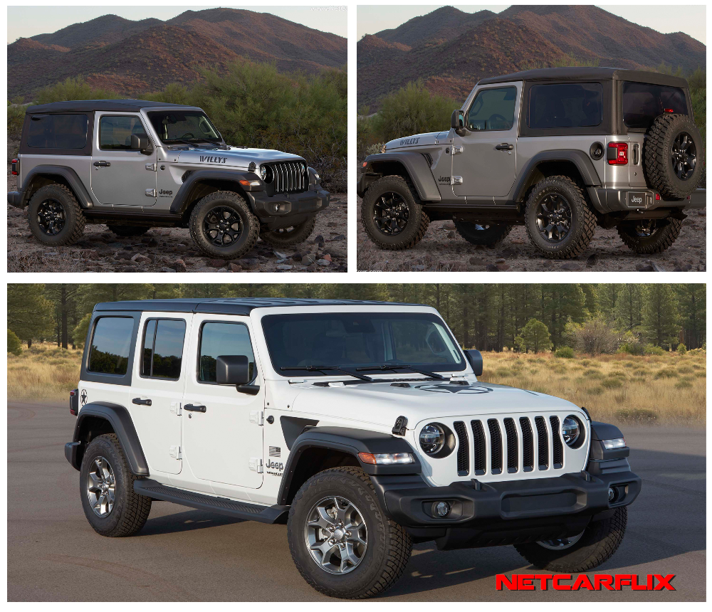2020 Jeep Wrangler Willys Edition Hq Pictures Specs Information And Videos Em 2020 Sonhos