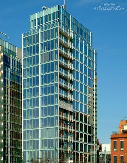 165 Charles Street Designed By Richard Meier