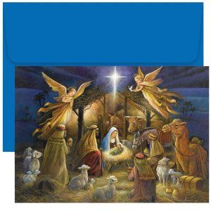 Beautiful Religious Christmas Cards.Pin On Christmas Scenes