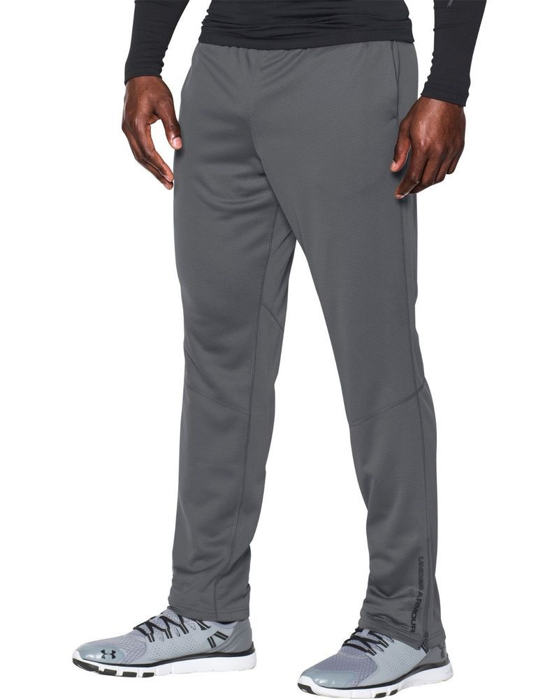 f804b093f960 UNDER ARMOUR MENS COLDGEAR INFRARED GRID THERMO WORKOUT TRAINING PANTS  1281322  UnderArmour  Pants