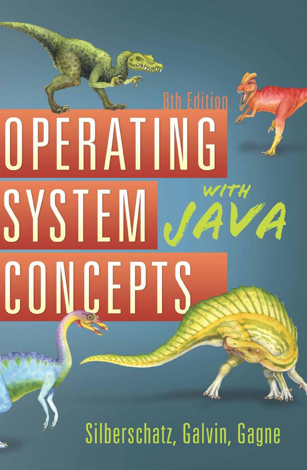 Operating System Concepts 8th Edition Ebook
