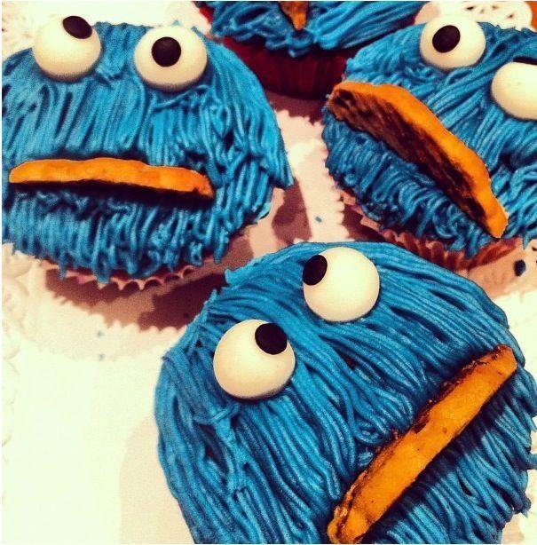 Cookie monsters!