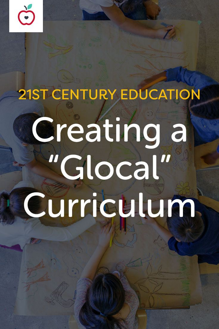 "Creating A ""Glocal"" Curriculum"