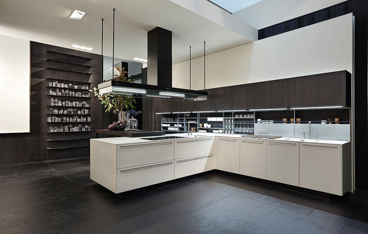 poliform   厨房(The kitchen)   Cucine, Arredamento, Cucine moderne
