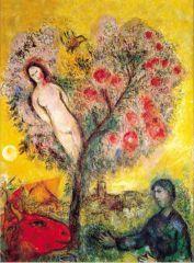 La Branche 1976, Chagall (1000 parça puzzle) Ricordi puzzle 32,50 TL 31,53 TL (%3.00 havale indirimi)