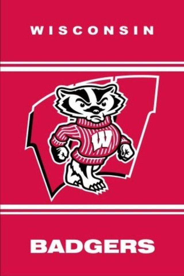 Badgers Wisconsin Badgers Football Wisconsin Badgers Badger Football