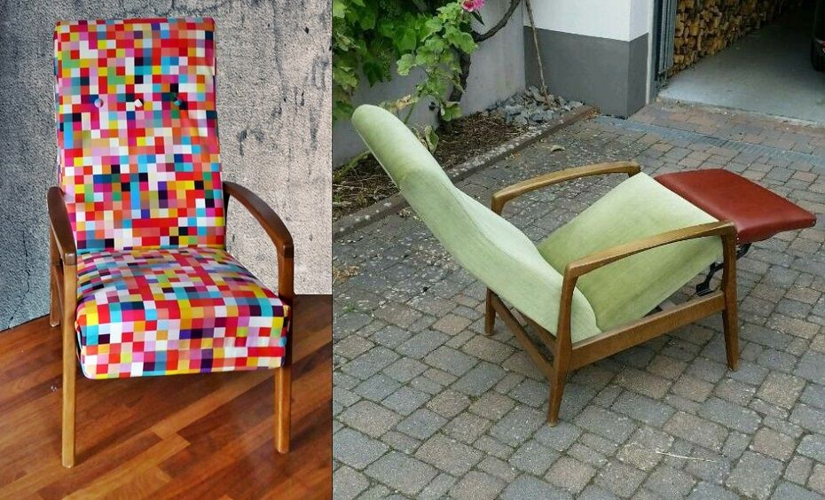 Vintagemobel Altersessel Wird Neu Vintage Mobel Alter Sessel Outdoor Dekorationen
