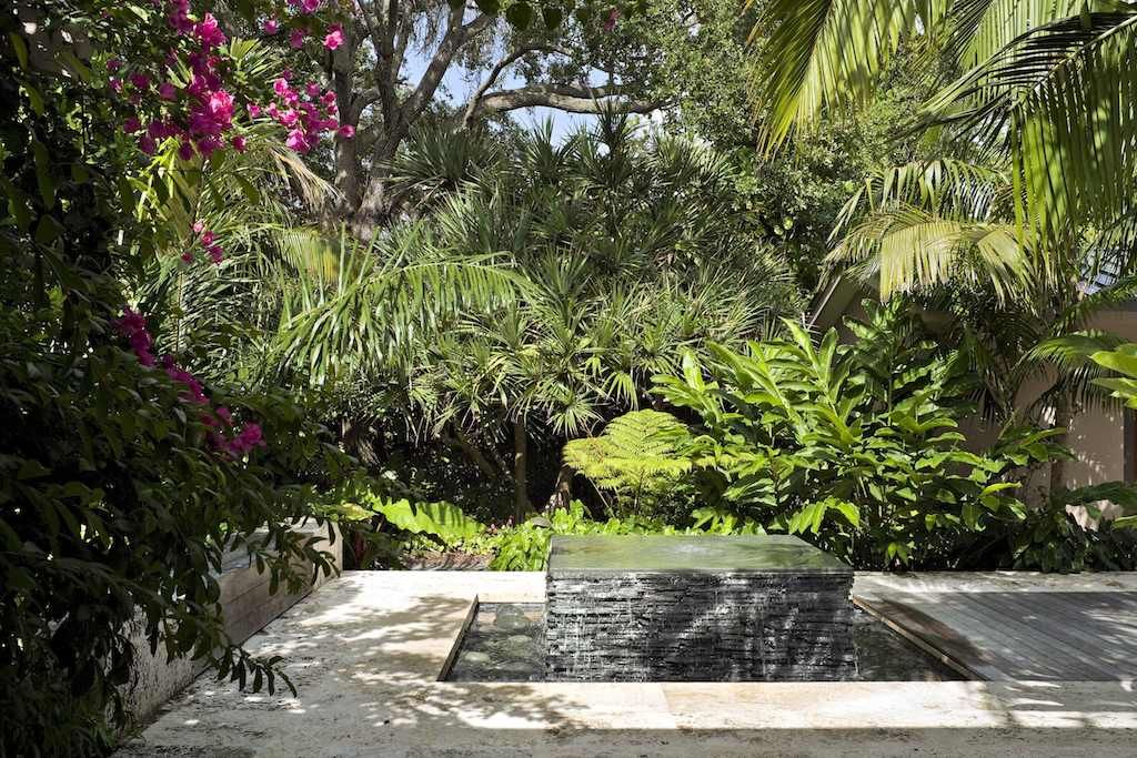 Tropical landscape design ideas raymond jungle 39 s lazenby for Jungle garden design ideas
