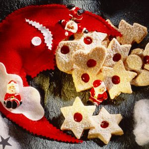 emperors cookies german xmas cookies the round ones are also called little rogues spitzbuben - Why Is Christmas Called Xmas
