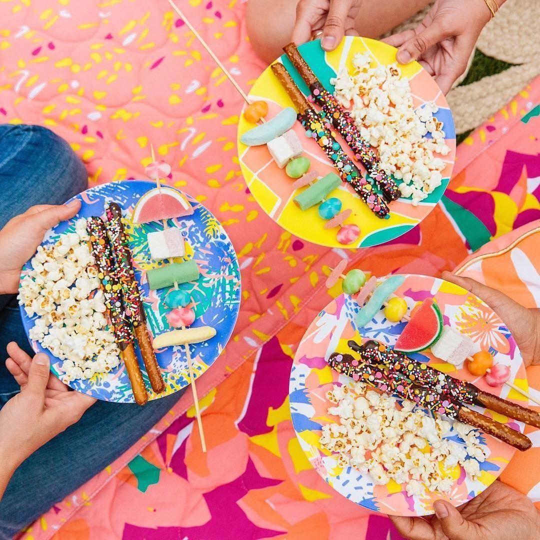 Dekorasi Piknik