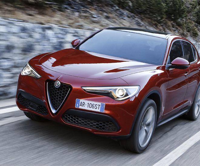 A Luxurious Italian Drive Combining