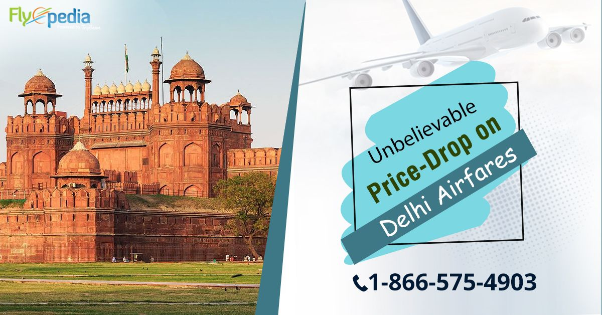 Book flight tickets to #Delhi and get incredible discounts on your next trip with Flyopedia. Hurry! Book now!  For more information, call:- 1-866-575-4903 (Toll-Free). Or, click the link in bio @flyopedia.  #Delhi #india #travel #places #TraveltoDelhi #DelhiTour #DelhiTourism #flightbooking #CheapFlightDeals #OnlineFlightBooking #tourism #Tourist #TourandTravel #EnjoyTheJourney #BookNow