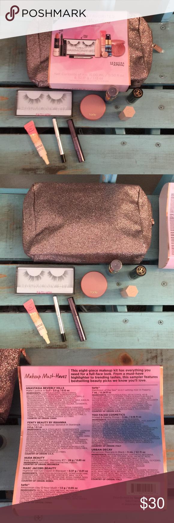 Sephora Favorites Makeup MustHaves Sampler🎀 Great gift