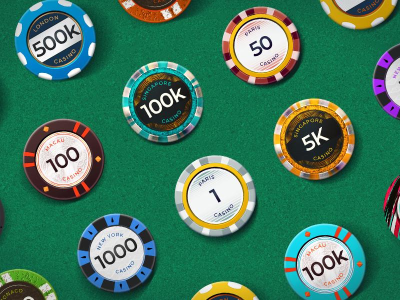 Chips for Blackjack! | Blackjack, Casino slot games, Chips
