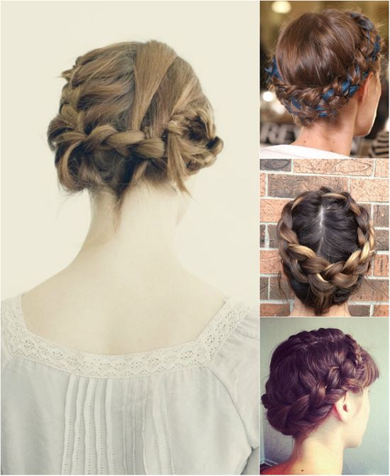 2 ways to braid your hair with hair extensions for thin hair simply braided updo with cheap real hair extensions for thin hair clip in pmusecretfo Choice Image