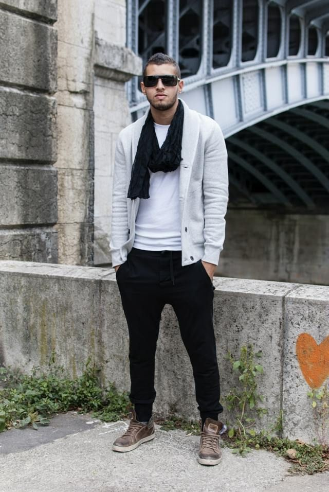 style vestimentaire homme noir , Recherche Google