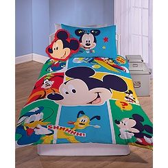 Mickey Mouse Bedroom Set for Charlies big boy room