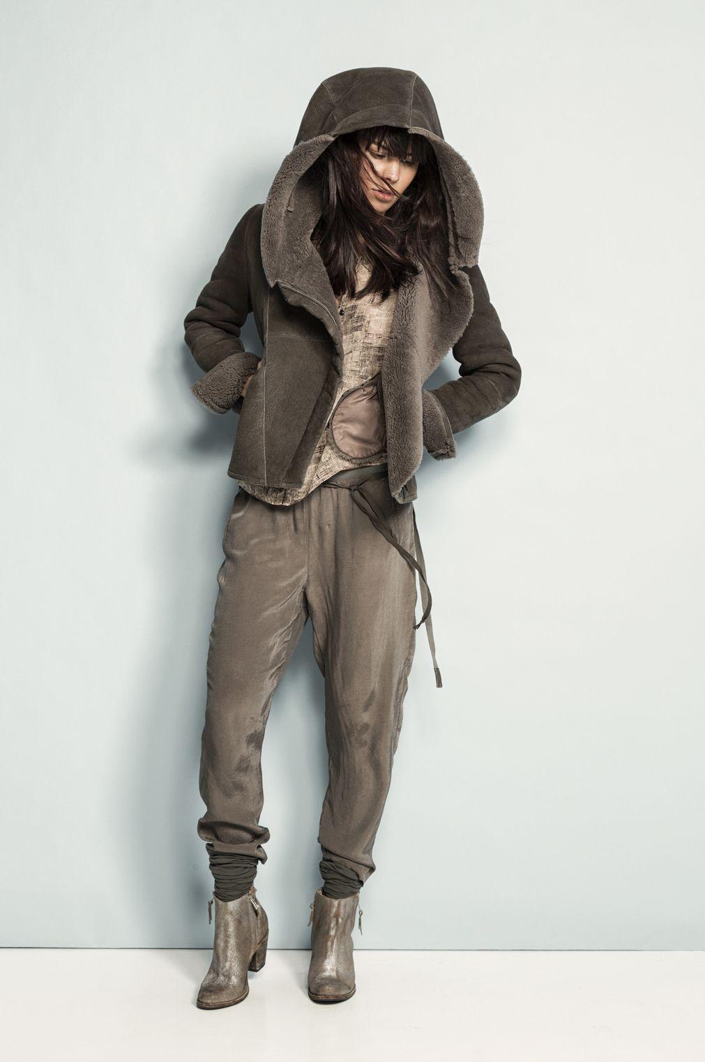 Sheepskin SOLAN › JACKETS › colour hemp | aw13 | Fashion