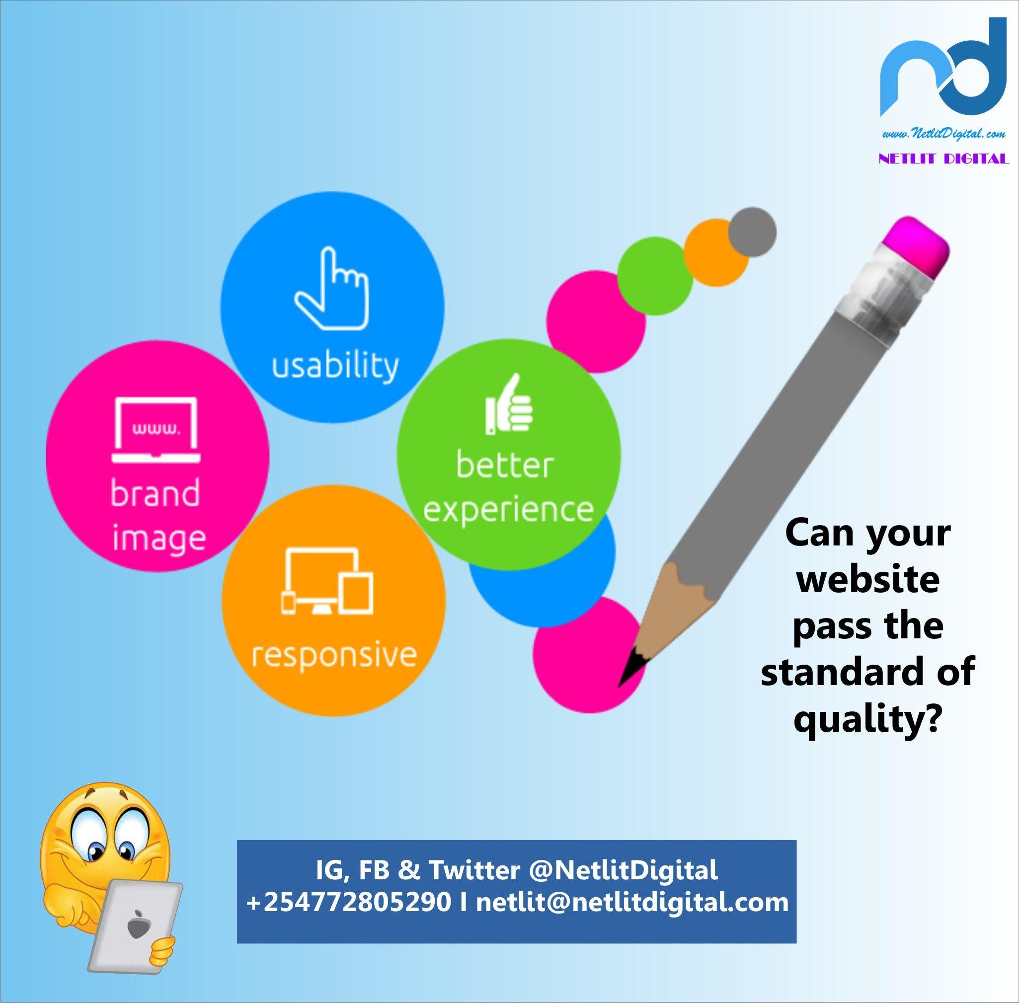 Website Re Design In Nairobi Kenya Fun Website Design Website Design Services Branding Design