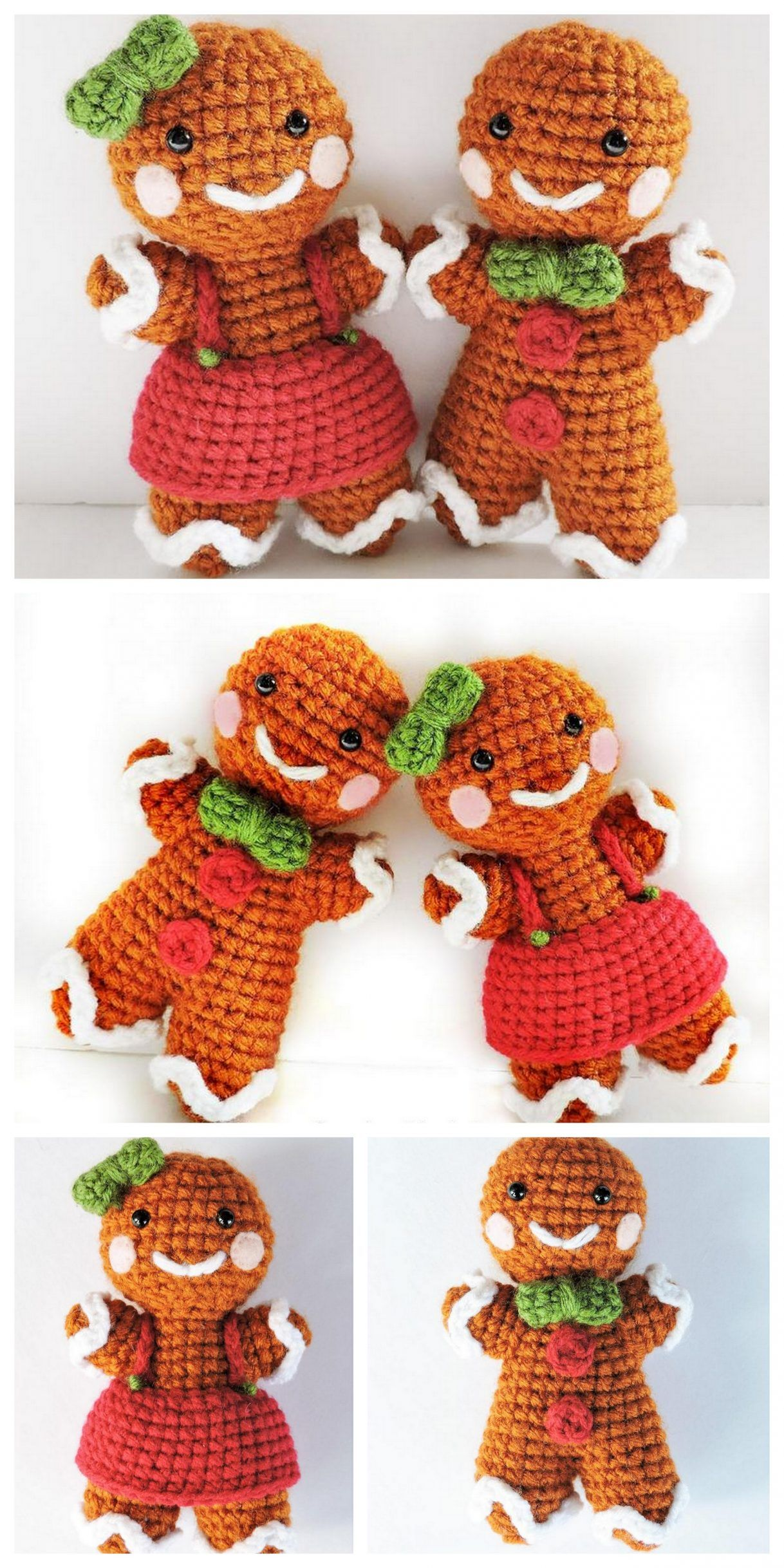 Christmas crochet Archives - Amigurumi Today   2436x1218