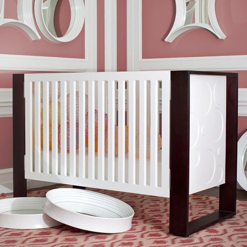 Best Aerial Circle Crib Snow And Dark Modern Baby Furniture 640 x 480