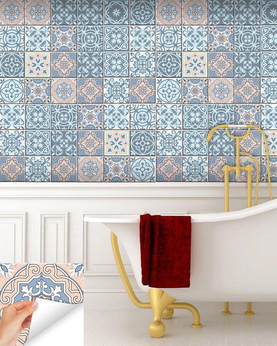 decals bathroom gray tile set of 24 tiles decals tiles stickers