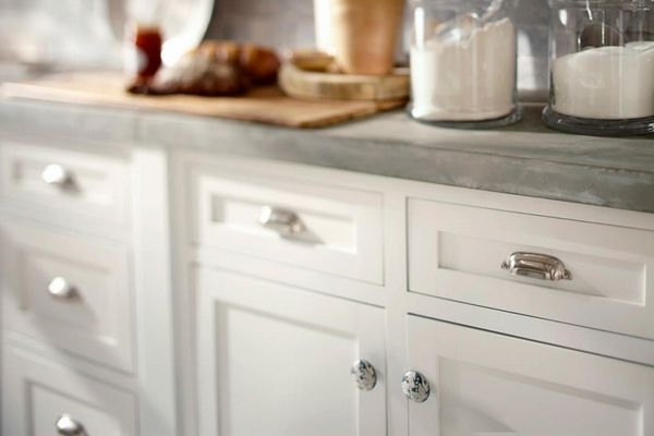 ... Kitchen Cabinets Ideas Porcelain Knobs For Kitchen Cabinets : Kitchen  Cabinet Knob   Cosbelle.com ...