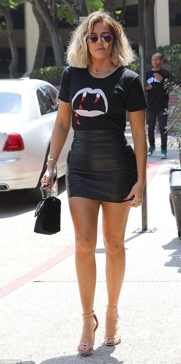 khloe kardashian nude heels