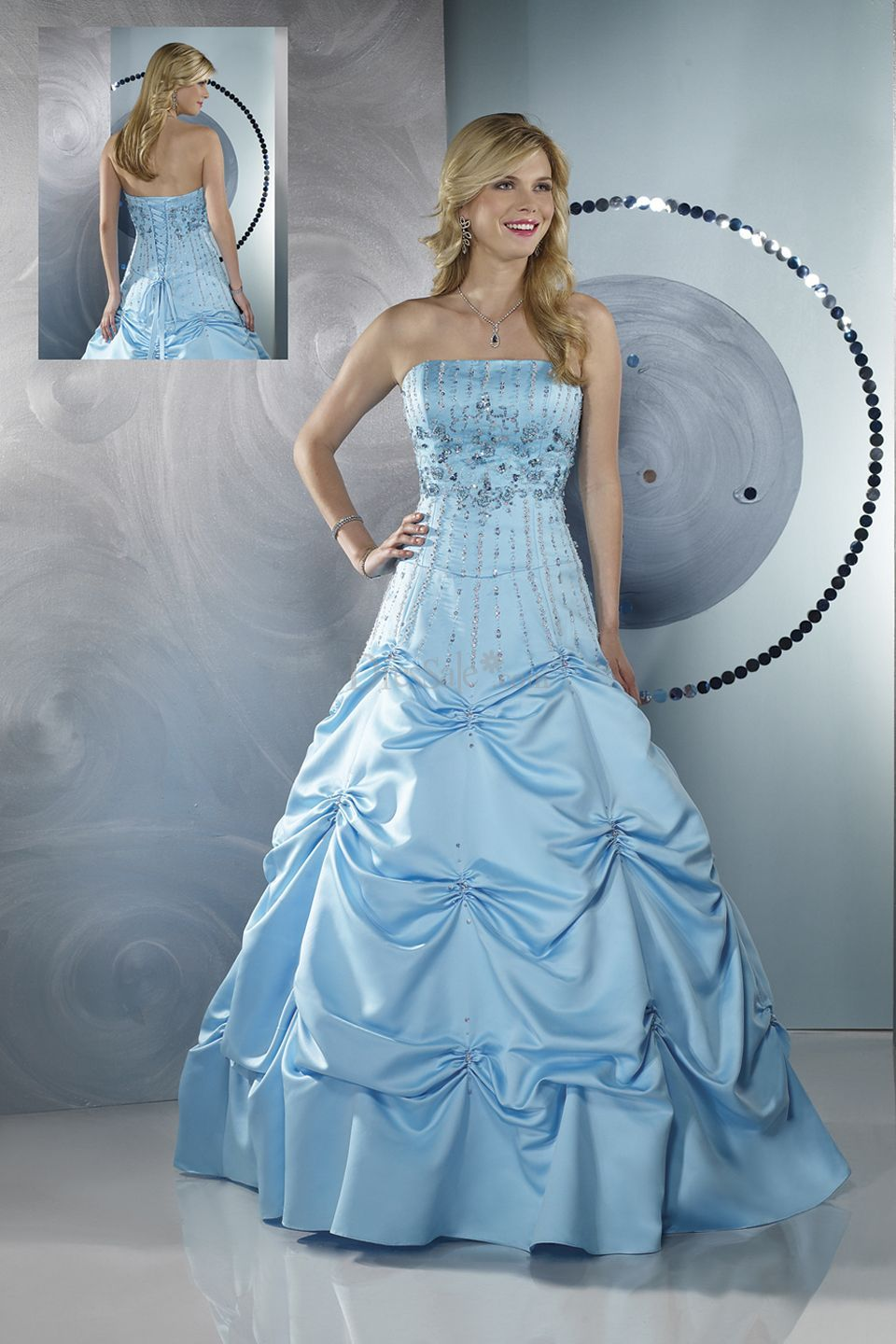 Ball gowntraditional cinderella blue into the woods pinterest