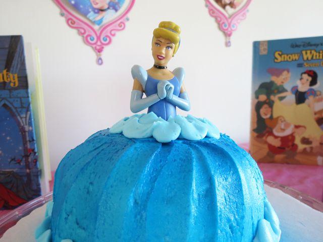 Walmart Cinderella Cake DreamParty
