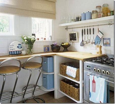 decoracion cocinas pequeas buscar con google