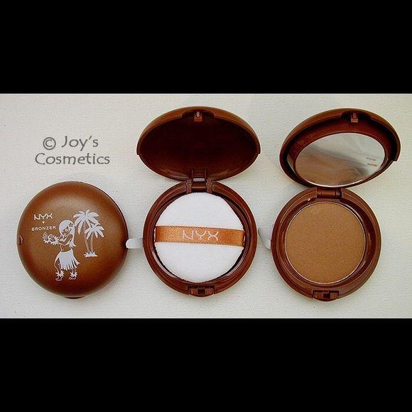 NUX BRONZER Poured Bronzante NYX Makeup Bronzer