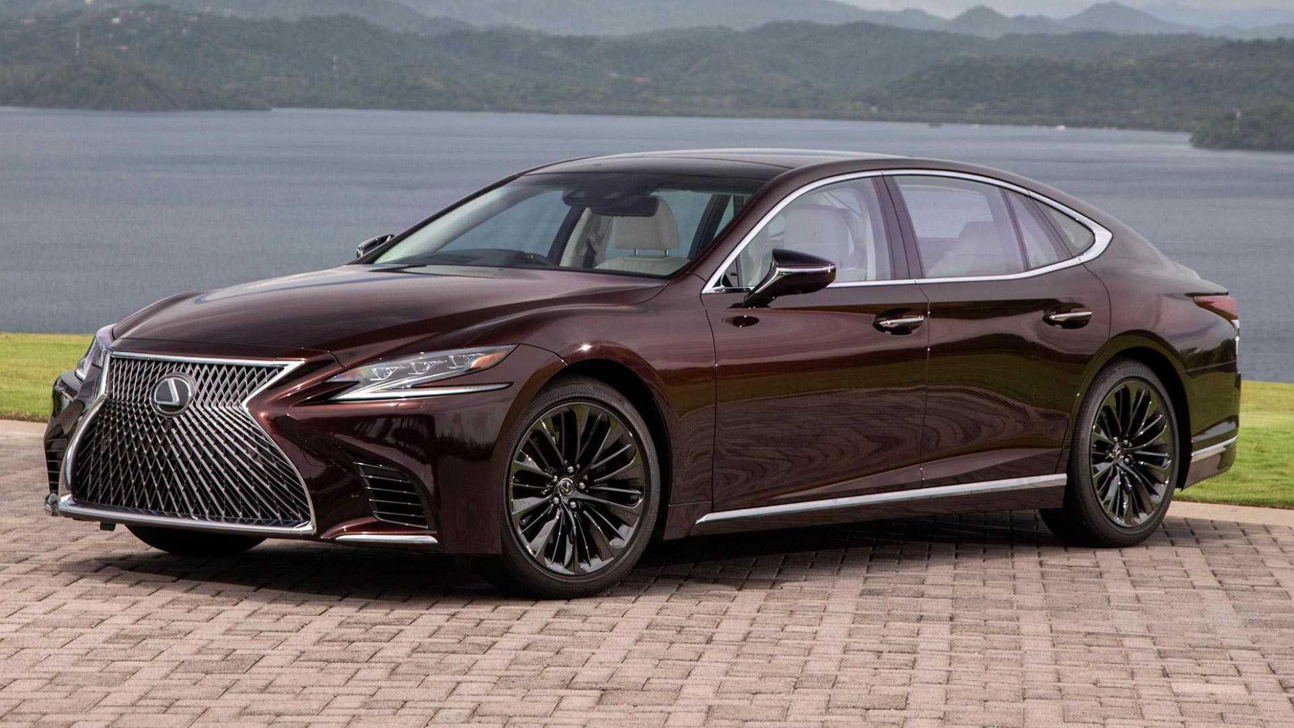 The Latest Trend In Lexus Ls 2020 Lexus Ls New Lexus Luxury Sedan