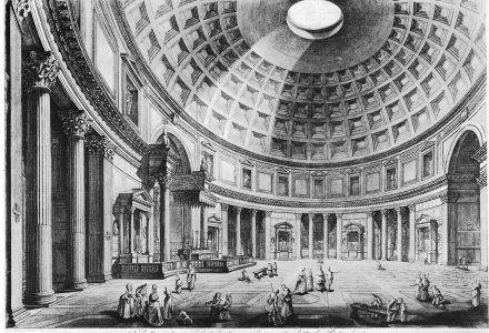 piranesi Pantheon