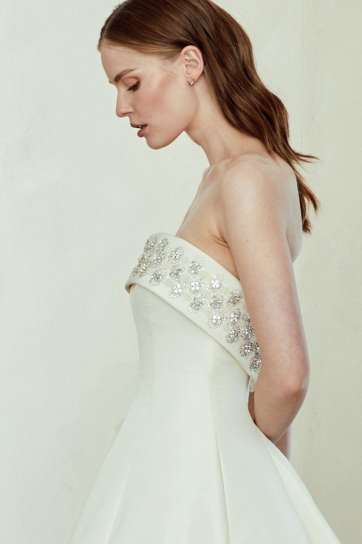 Amy Amsale Bridal Wedding Dresses Ball Skirt