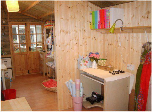 Building your own shed is a great DIY project, and you can make the