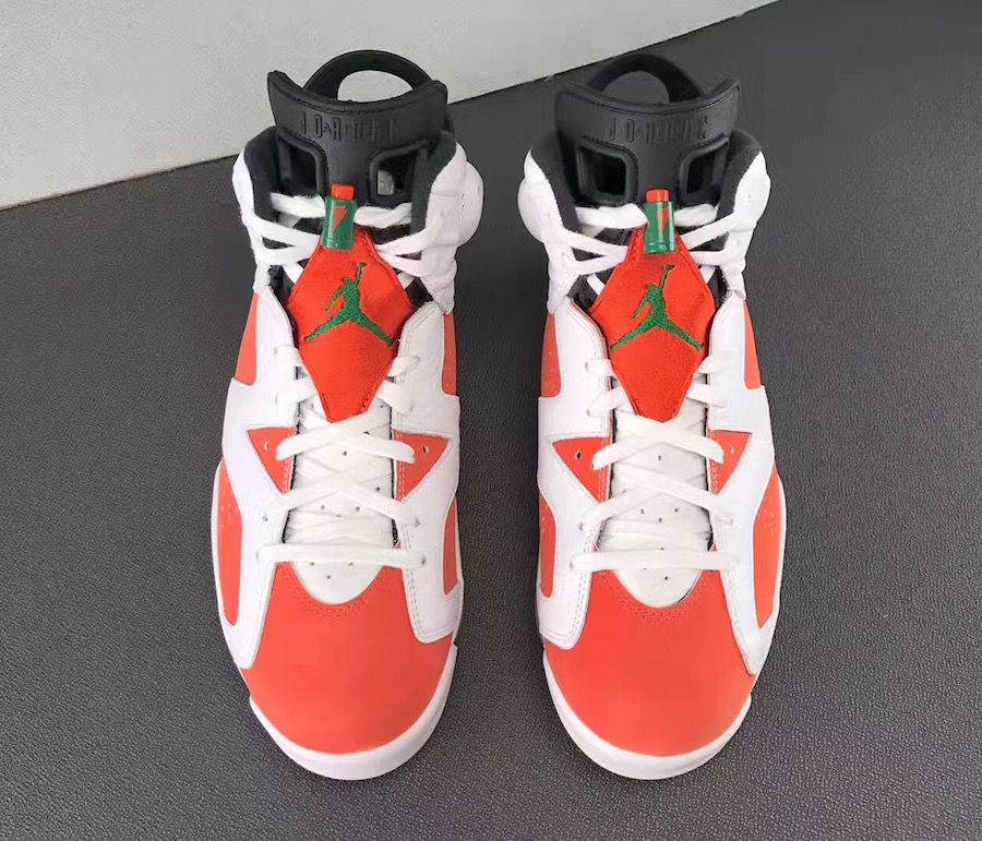 02b82ef4711b Air Jordan 6 Gatorade