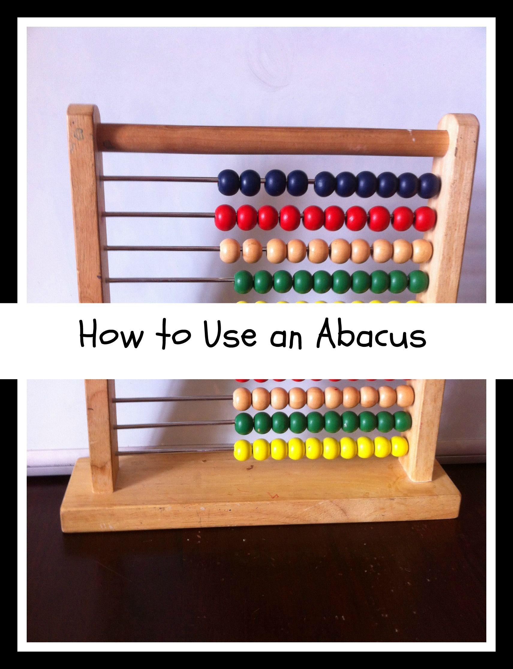 IQ Abacus Singapore Math