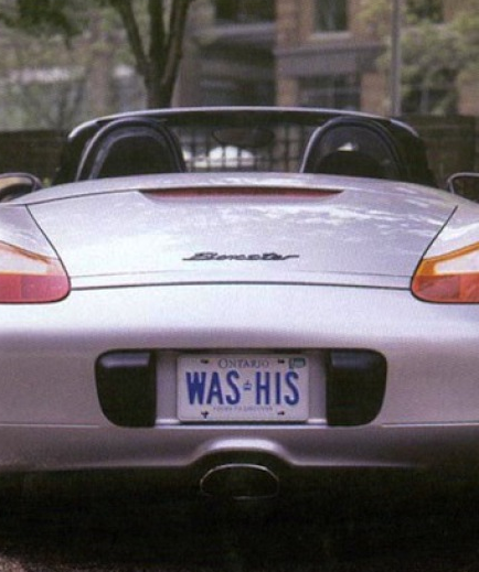 Funny License Plates Lifestyle