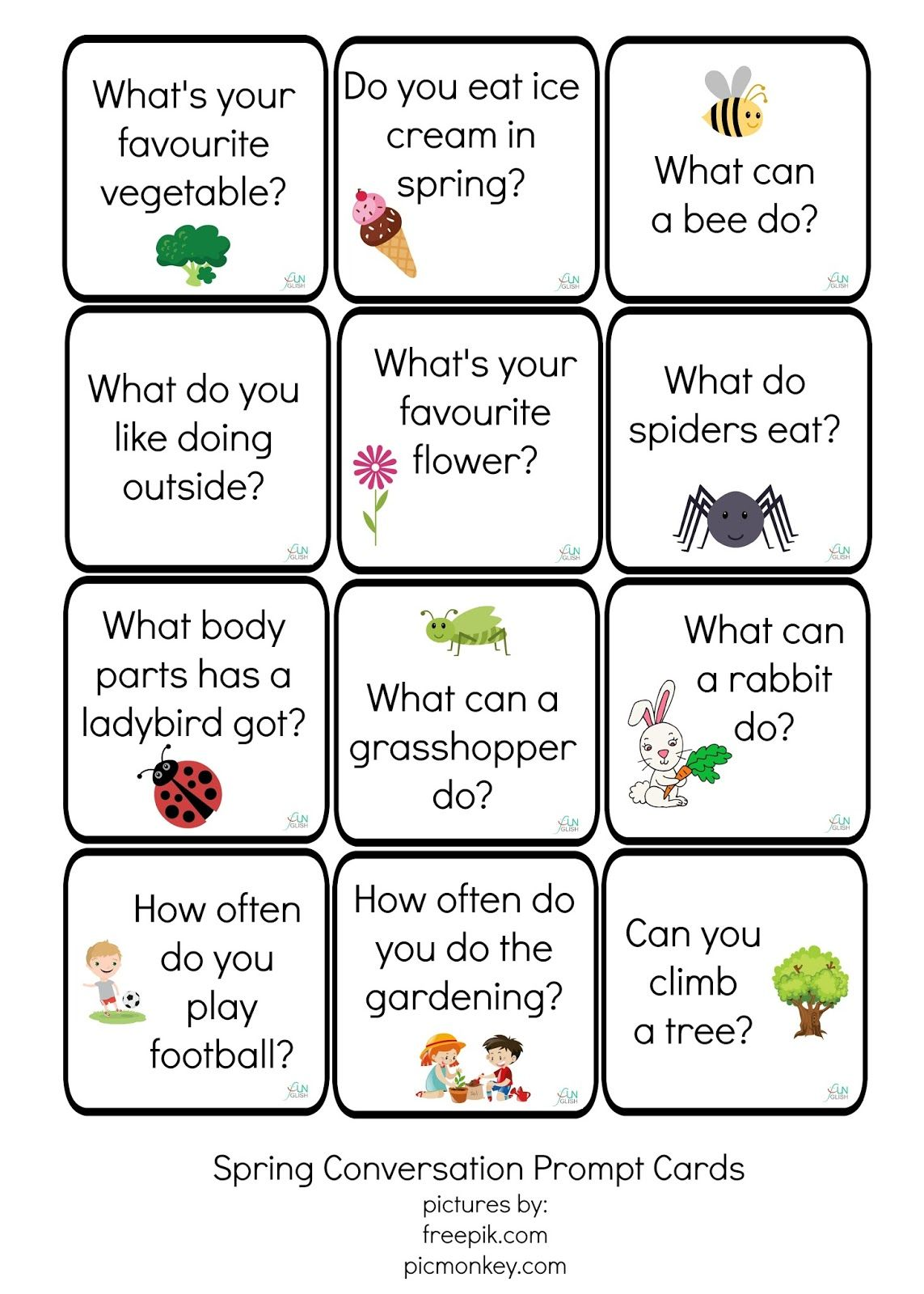 Spring Wiosna Speaking Mowienie Guess What Insects Learning English For Kids English Worksheets For Kindergarten Speaking Activities English [ 1600 x 1143 Pixel ]