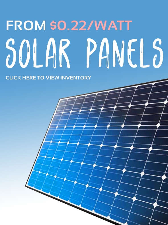 Kyocera Solar Panels >> Solar Panels Pv Systems Inverters Batteries And All Bos