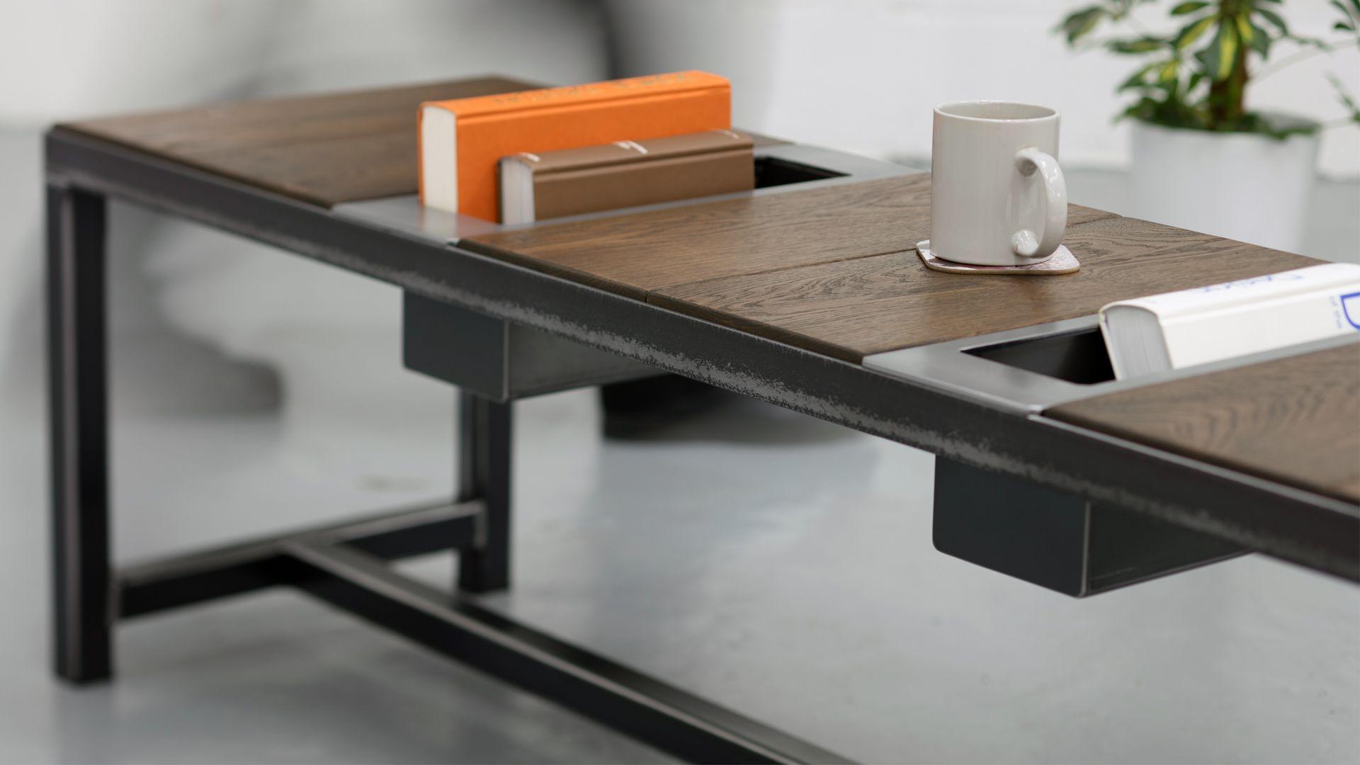 10 Easy to Build DIY Unique Coffee Tables | Unique coffee ...