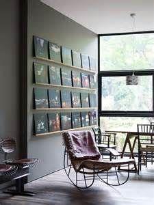 Skinny Wall Shelf To Display Album Covers Bing Images Record Room Vinyl Room Decor