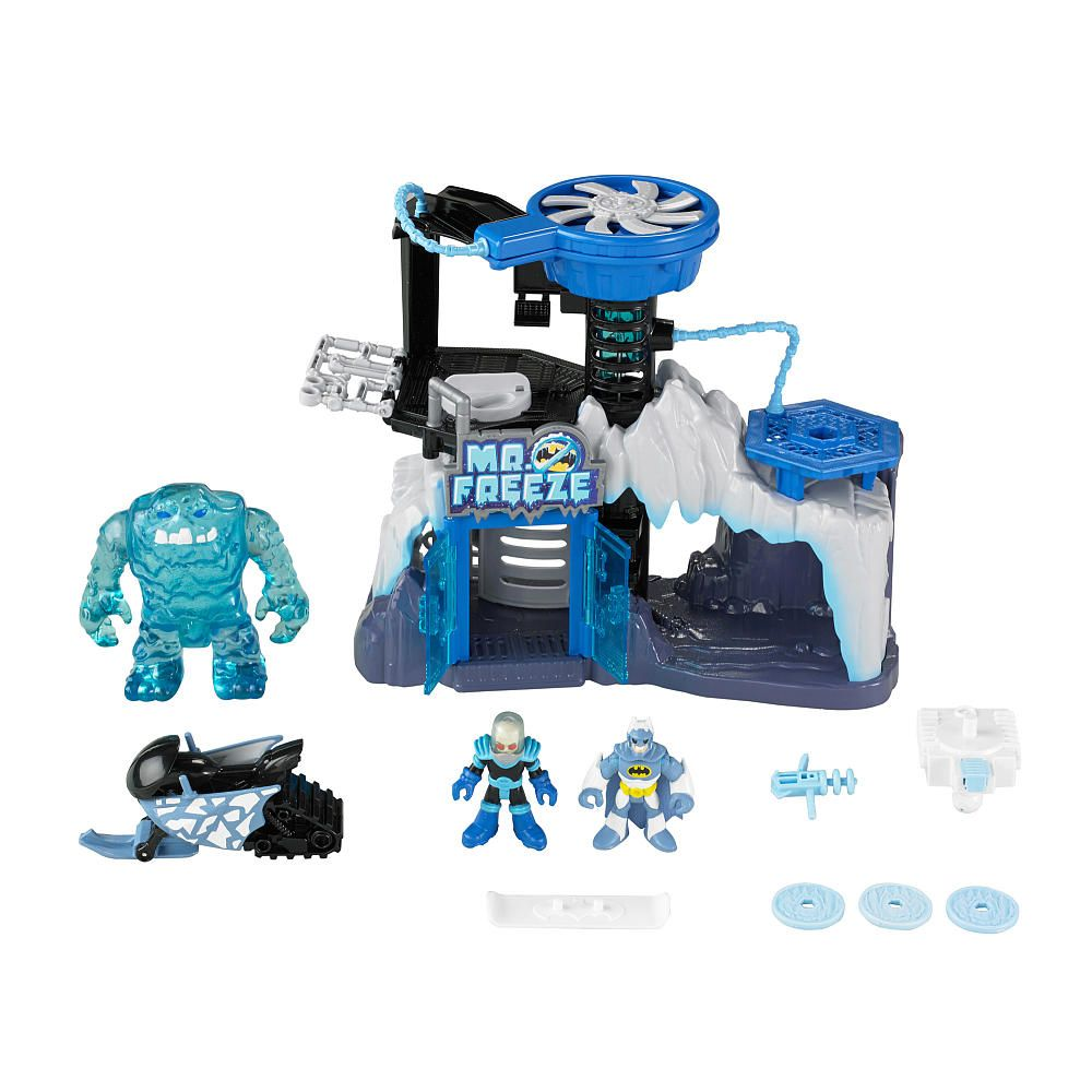 Fisher-Price DC Super Friends Mr. Freeze Gift Set - Fisher-Price ...