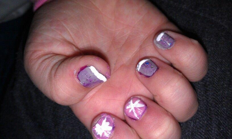 Nailed it again! Kids fingernails!