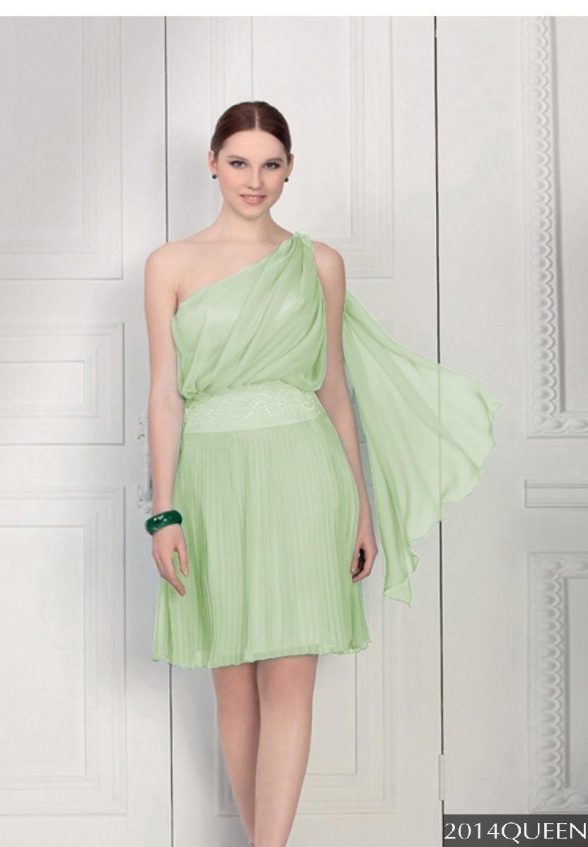 Green short dress for wedding  In yellow  Wedding  Pinterest  Wedding