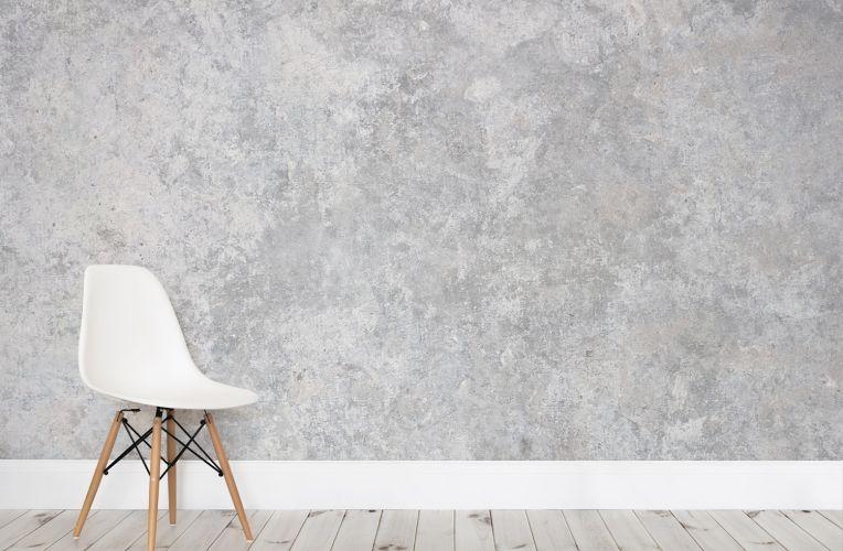 Gray Washed Concrete Wallpaper Idee Per Decorare La Casa Idea Di Decorazione Interni Casa