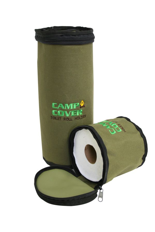 Camping Toilet Paper Storage