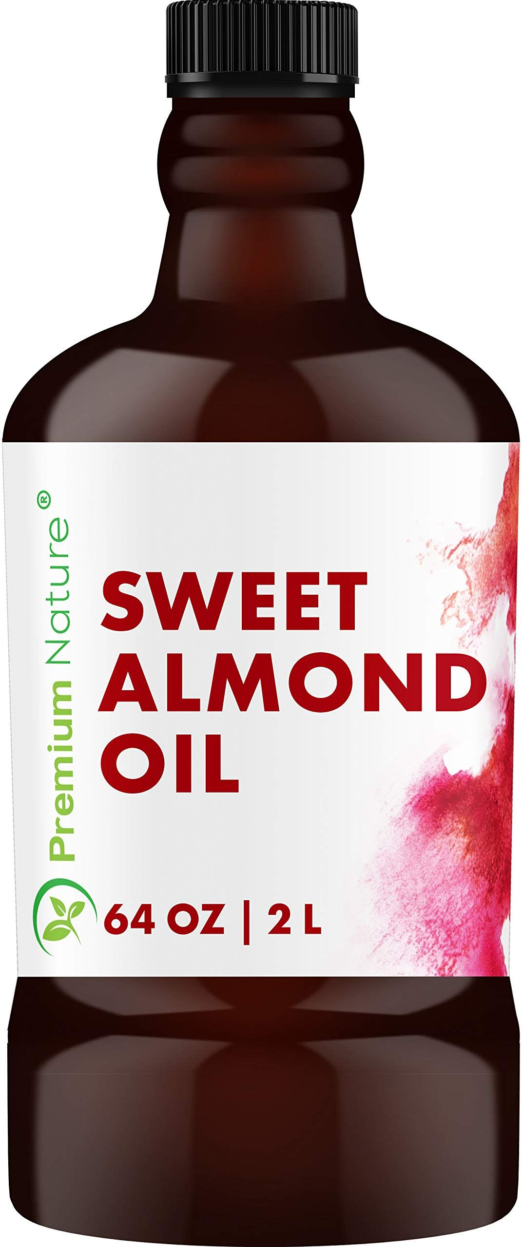 Sweet Almond Oil Carrier Oil Cold Pressed Pure Natural